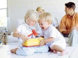 ¿Porqué los niños pegan sin sentido o motivo ?