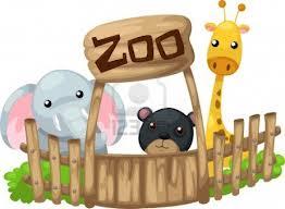 primer día en el zoo con el pequeño
