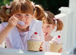 los helados caseros