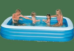 este verano ponga una piscina
