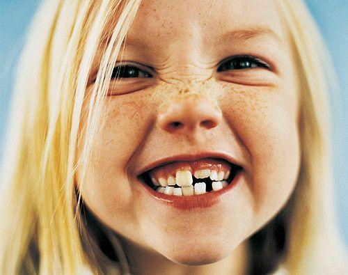 los dientes y la salud bucodental
