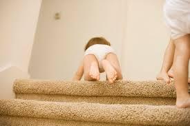 subir las escaleras