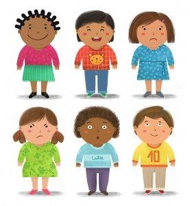 gestionar emociones con los niños