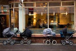 las costumbres es países nórdicos bebés