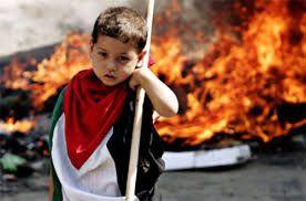 los niños y niñas en palestina y la violencia que sufren