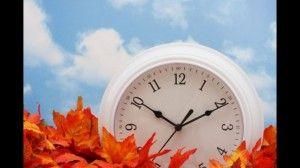 atentos al cambio de hora
