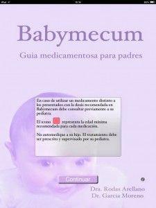 babymecum aplicación