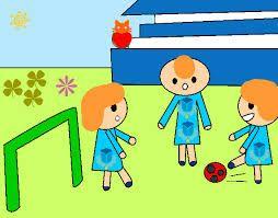 ejercicio físico en los niños