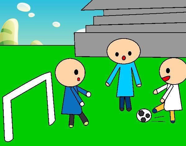psicomotricidad gruesa con futbol