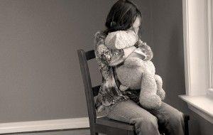 el miedo en los niños