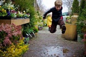 la elasticidad de los niños