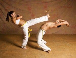 los beneficios de capoeira