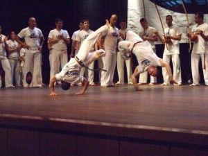 los beneficios de la capoeira
