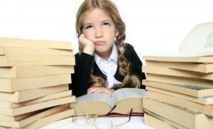un niño puede heredar nuestro afán de estudiar