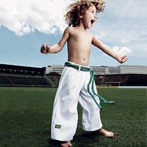los beneficios de la capoeira para los niños