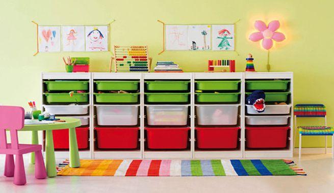 Ideas para ordenar los juguetes de los y las peques