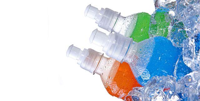 bebidas isotónicas para los niños