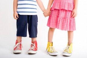 las piernas zambas en niños