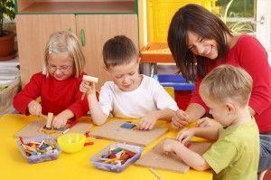 educación infantil, se necesita tener experiencia como padres