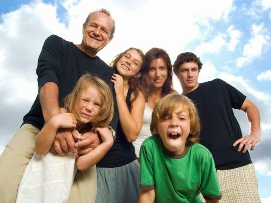 familia numerosa, una decisión valiente