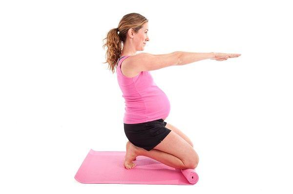 deporte embarazo yoga