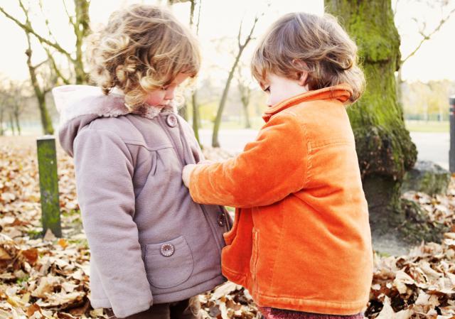 la empatía en los niños