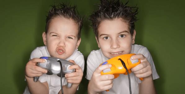 la sobrestimulación en los niños