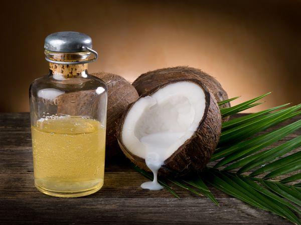 aceite de coco esencia