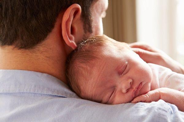 paternidad bebe