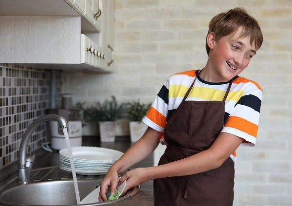 tareas domesticas adolescentes