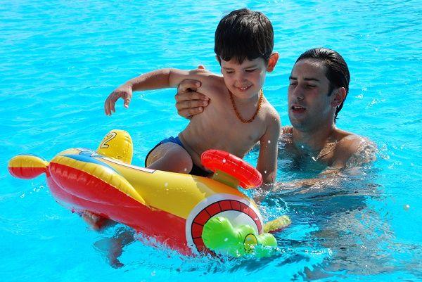 padre piscina