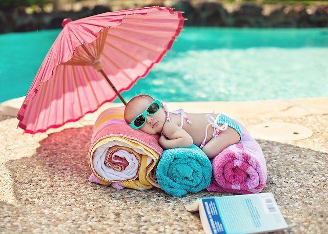 Remedios para aliviar el calor en los bebés