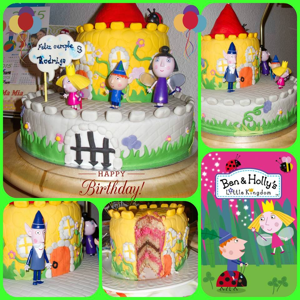 fiesta de cumpleaños rodrigo