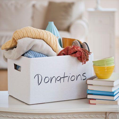 fundación para donar ropa