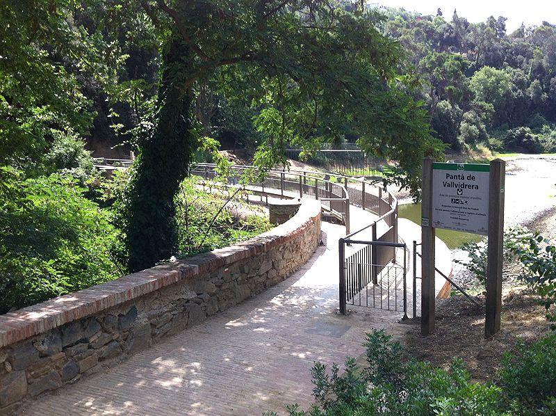 Excursiones al pantano-vallvidrera-barcelona-