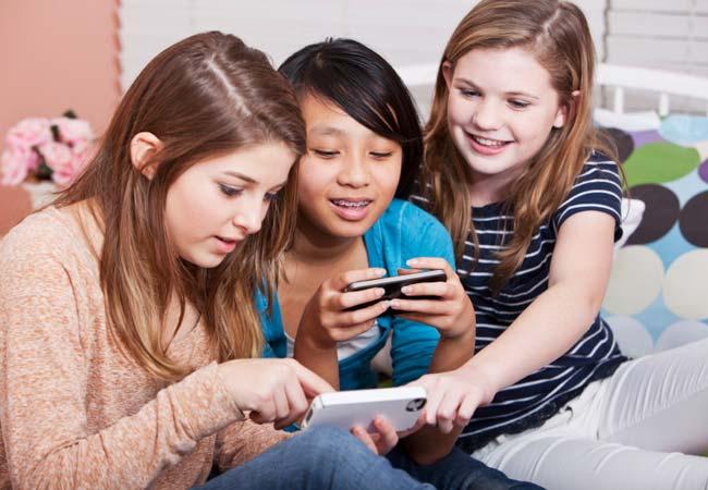whatsapp y adolescentes