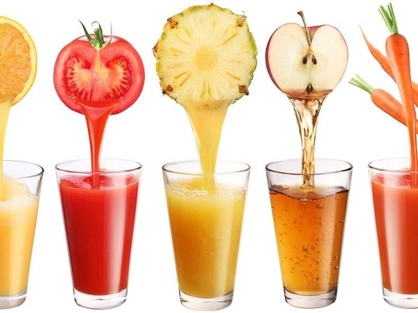 zumo frutas