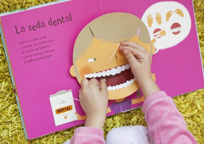 cuentos para la higiene de los dientes