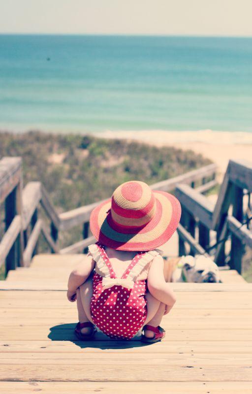 playa y piscina para bebés