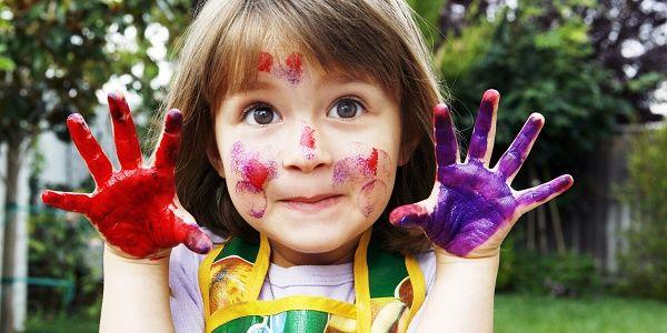 creatividad nena