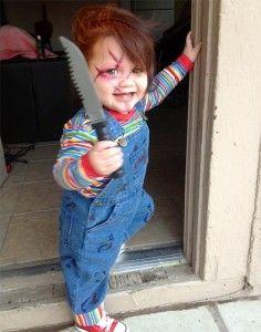 Disfraz infantil Halloween Chucky
