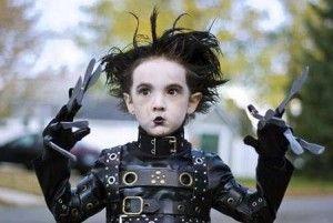 Disfraz infantil Halloween Eduardo Manostijeras