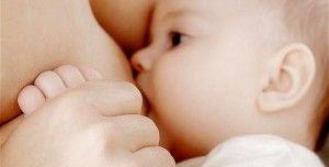 Grietas en el pezón durante lactancia