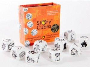 story cubes cuentos para niños