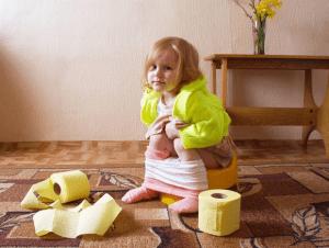 Estreñimiento infantil