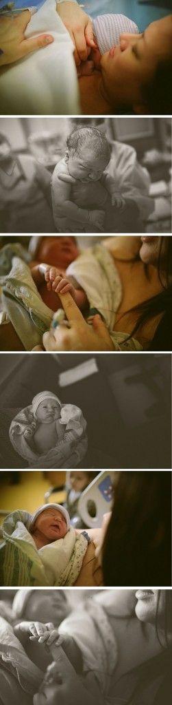 romper aguas nacimiento del bebe