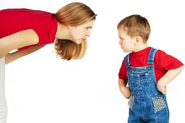 expresiones evitar educación hijos