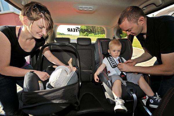 consejos a la hora de viajar con los niños