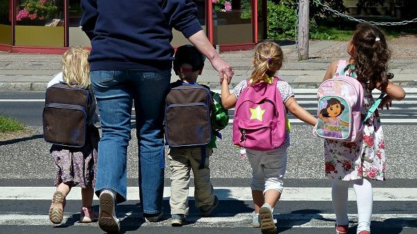 mochilas niños