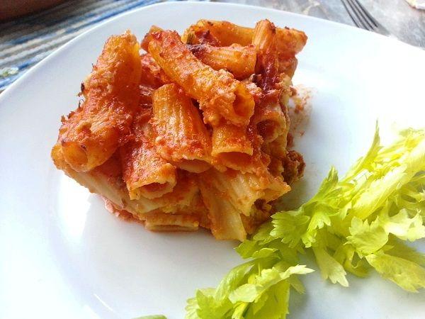 macarrones tomate